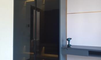 Công trình thi công lắp đặt tủ áo nhà chị Sony - Tiểu La, Đà Nẵng