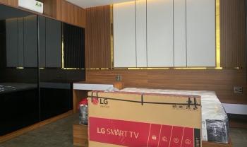 Công trình thi công lắp đặt tủ áo Nhà Chị Thuỷ - TP. Huế